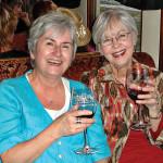 Janice Ritchie and Kitty Waldrop.