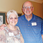 Carol and Larry Walker, Touched by Suicide.