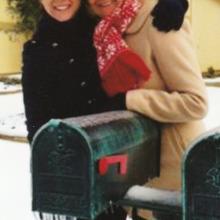 Paula and Laura Hemingway