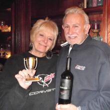Pam and Wayne Casalino are winners again!