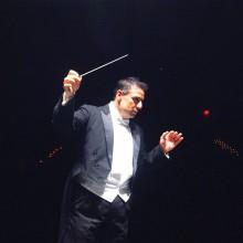 New choir director, Dr. Arturo Ortega