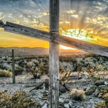 Terlingua Sunset by Randy Hatcher