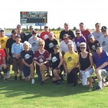 The 2015 softball summer league