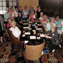Standing left to right: Clarice Turner, Lillian Keehn, Cathie Rod, Nancy Toppan, Rudy Wilson, Sheri Twiggs, Linda Terry, Pat Crump, Vickie Bone and Dee Kurtz; sitting left to right: Glenda Carr, Barbara Cooper, Carol Fortner, Diane Khalar, Paula Monroe, Kathy Zumann, Rebecca Fridley and Billie Maxwell