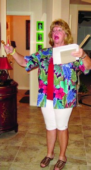 Kathy Perry summons Wine Stewards to recount summer adventures.
