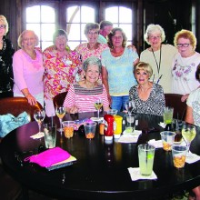 Tuesday evening Singles Mix 'n Mingle at the Wildhorse Grill