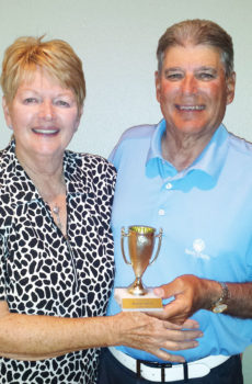 March winners Darlene and Rick Lamb