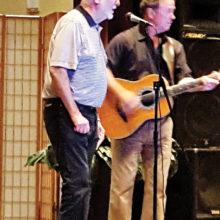 JB Spalding singing Alice's Restaurant