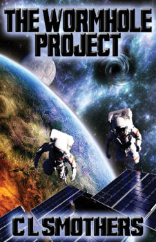 The Wormhole Project book cover