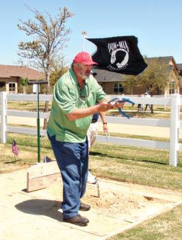 Bob Cook, event organizer