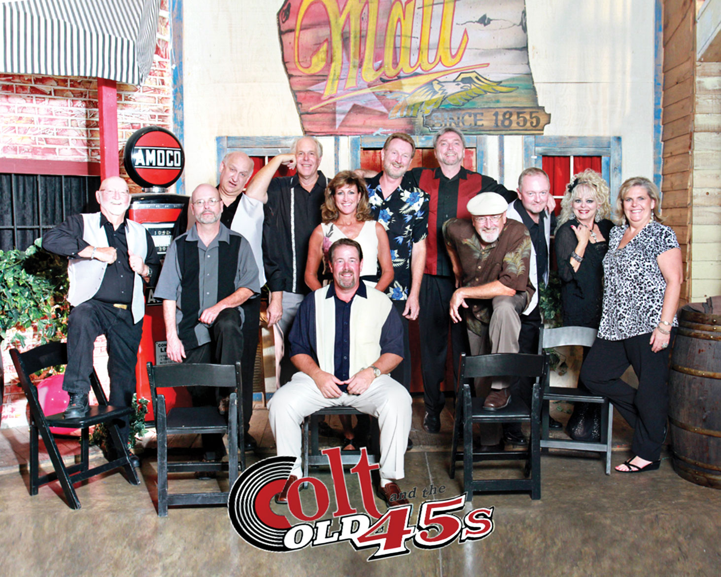 The Colt and the Old 45s will perform July 16.