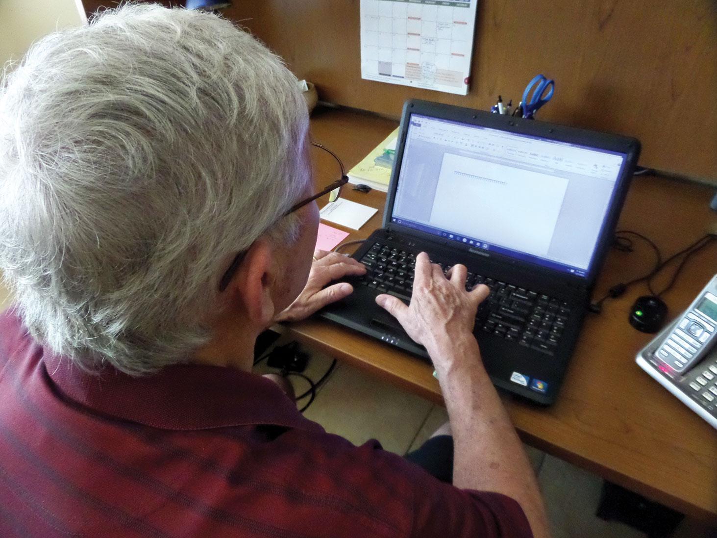 Enthusiastic storyteller writes