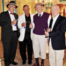 Financiers: Roy Bryant, Mike Gilberti, Ken Bass and Al Wright
