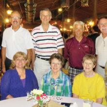 Communities in Schools North Texas appreciation lunch attendees