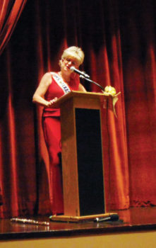 Jill Beam, Ms. Texas Senior America