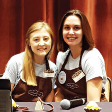 Sponsor, Nothing Bundt Cakes, Shelby and Kasey