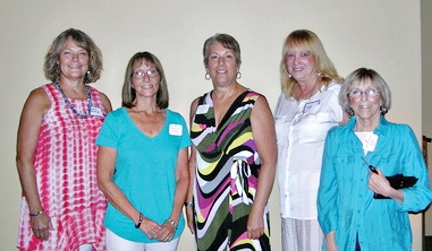 New members join RR Women's Club