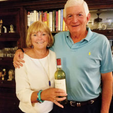 Jane and John Thompson