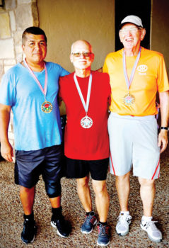 D/C/CC Winners Jesse Cardenas, Bob Laderach and Glenn Kuykendall; not shown Steve Meese, Randy Brewer and Donna Henry