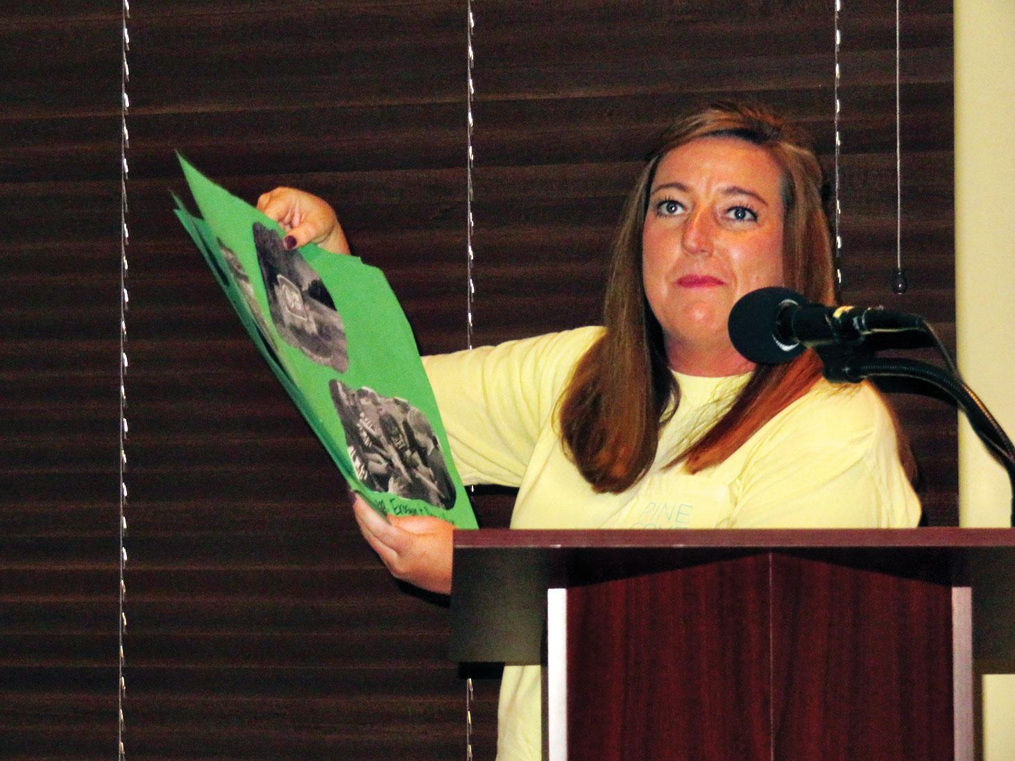 Julie Van Pelt building scientific confidence that lasts a lifetime