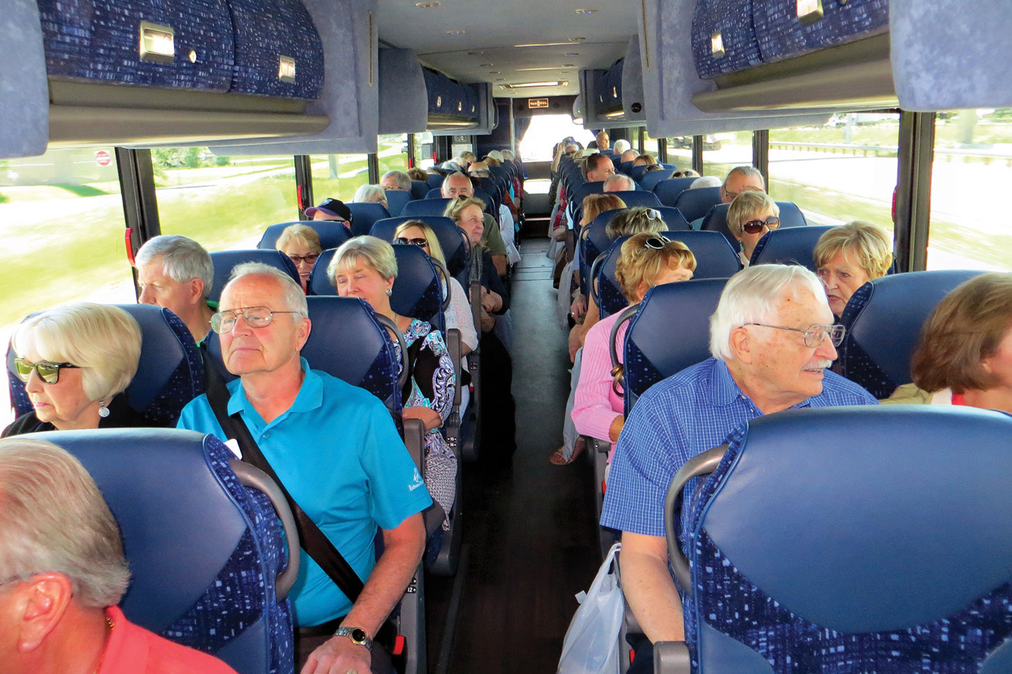 All aboard for fun-filled travel with Road Runners