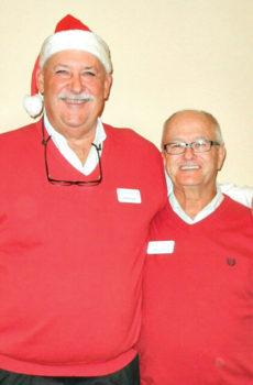 Roger Shady and Ron Lehrer