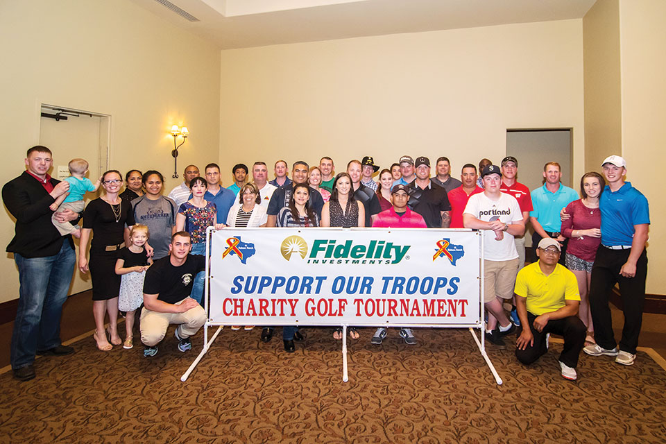 The 2016 Support Our Troops Charity Golf Tournament
