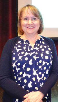 Audette Rackley, MS, UT Dallas Brain Health seminar