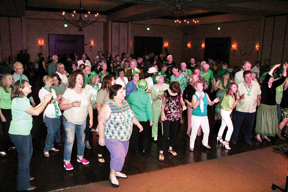 St. Patrick's Karaoke and Dance Party