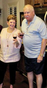 Brenda McKenzie and CT Robertson