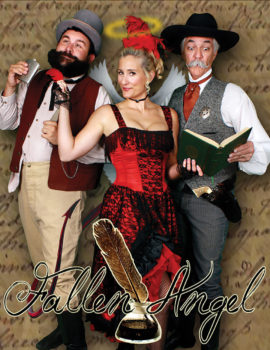 Come to the Robson Ranch Murder Mystery Dinner show on June 24