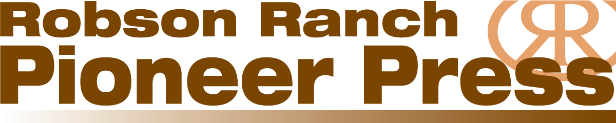 Robson Ranch Pioneer Press