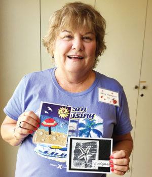 Liz Dinkins, gift certificate winner
