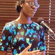 Jane Onwuegbuchu, majoring in nursing