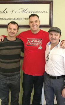 Rocky, Lino and Biko