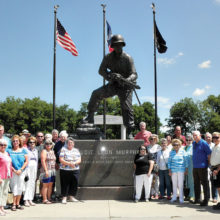 Republican Club at Audie Murphy Museum