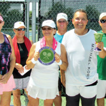 The winners at RR Wimbledon
