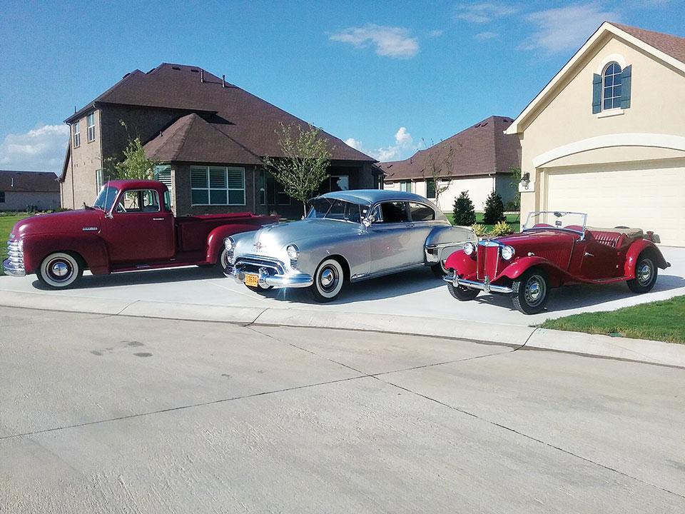 Cars for the Car Club