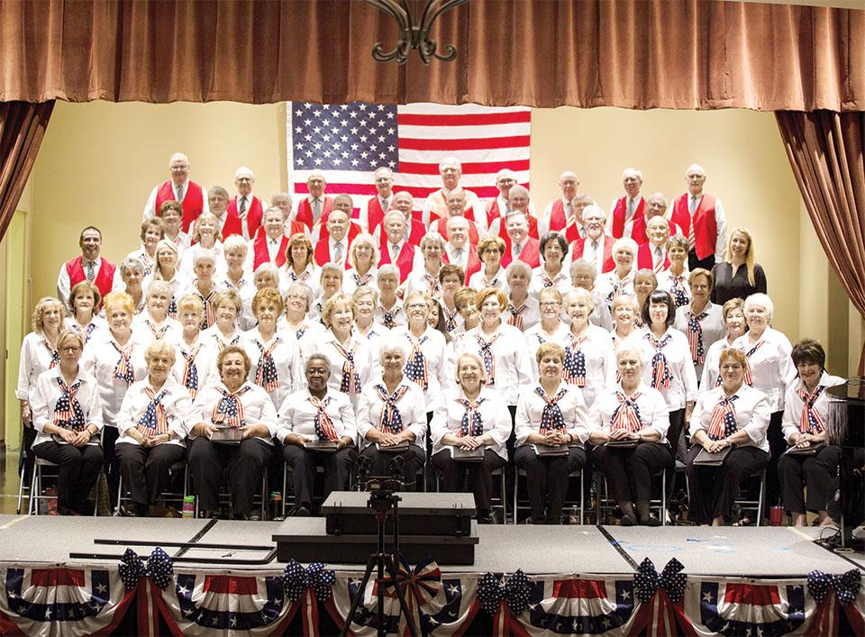 The Robson Ranch Community Choir