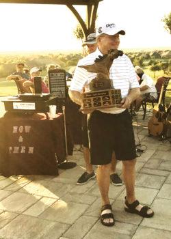 Guy Bent, MGA Champion