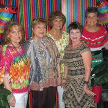 Senoritas of the fiesta.