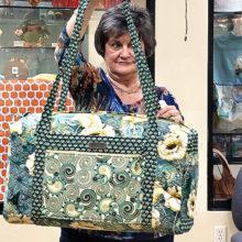 Anita Brockell's bag