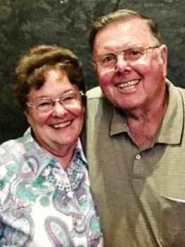 Susan and Jim Galbraith