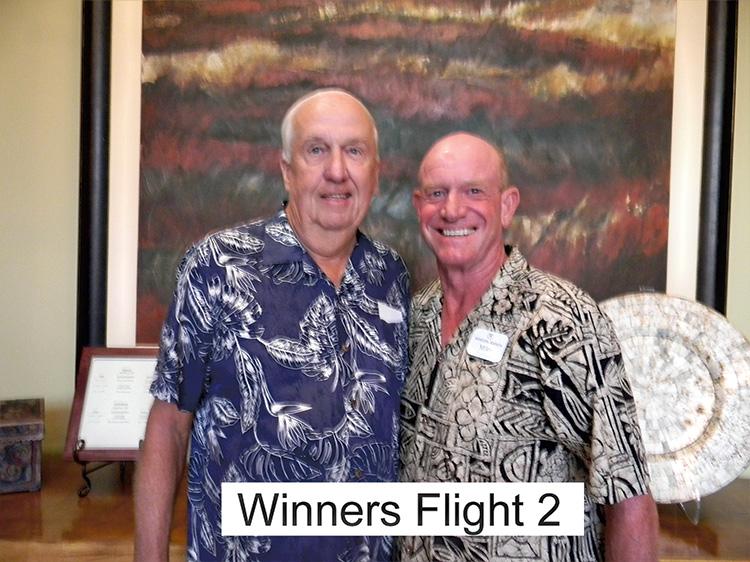 Winners Flight 2