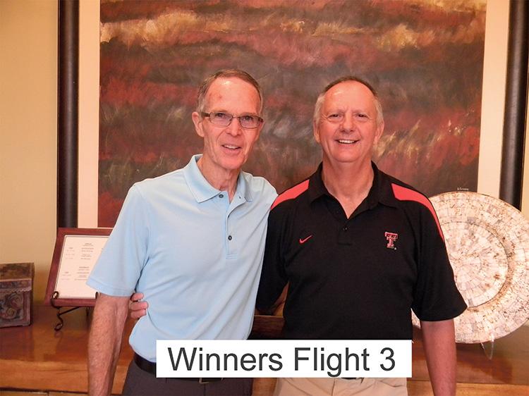 Winners Flight 3