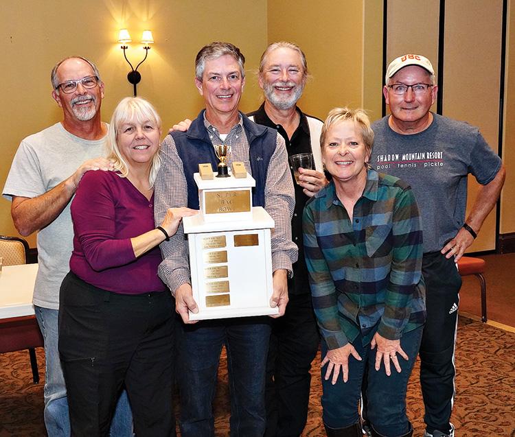 Super Bag Bowl VII champions Airmailers