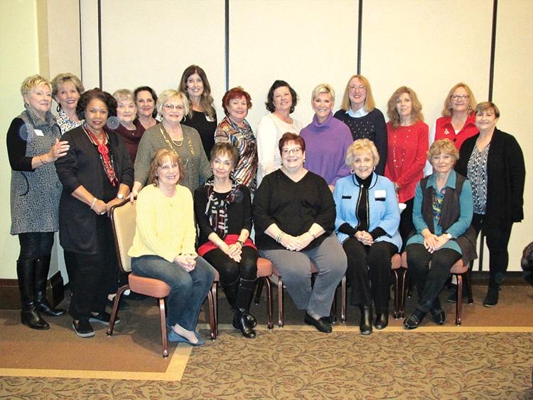 Robson Ranch Women's Club board members
