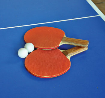 Ready to bounce back with Robson Ranch Table Tennis?