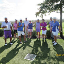Chipping contest