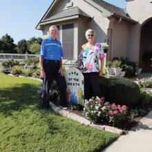 Elaine and Ed Barnett